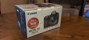 Canon EOS 5d Mark IV - Mint Condition - Lightly Used for Sale in Rocklin, CA