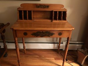 Maple Desk for Sale in Cheshire, CT