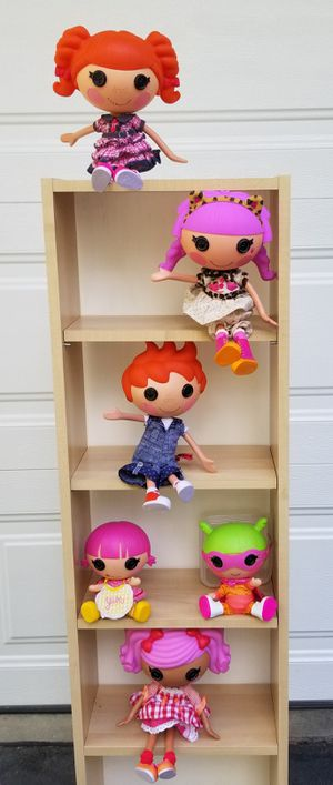 Lalaloopsy Dolls for Sale in Covington, WA