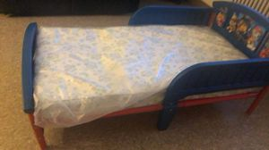 Paw patrol bed frame with mattress BRAND NEW! for Sale in Springfield, MA