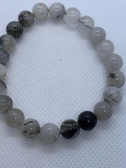 Black Tourmaline Bracelet for Sale in Cerritos,  CA