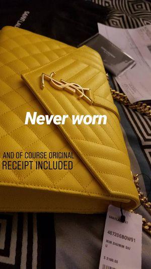 Ysl bag & Gucci wallet 4 sale for Sale in Upper Marlboro, MD