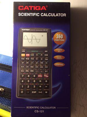 CATIGA- scientific calculator CS-121 for Sale in MD, US