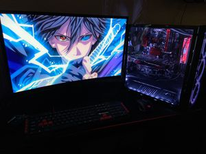 Gaming Computer Complete Set for Sale in Los Angeles, CA