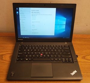 "Lenovo Thinkpad T440 i5 14"" laptop Windows 10 excellent for Sale in Alhambra, CA"