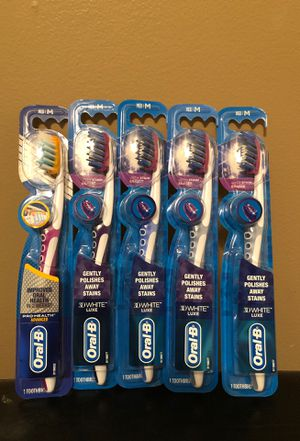 Oral-B toothbrushes $2 each for Sale in Hamburg, NY