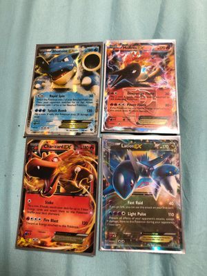31 100%Authentic Pokémon EX Cards for Sale in La Puente, CA