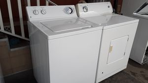 Washer and gas dryer excellent conditions works perfectly! for Sale in Paramount, CA