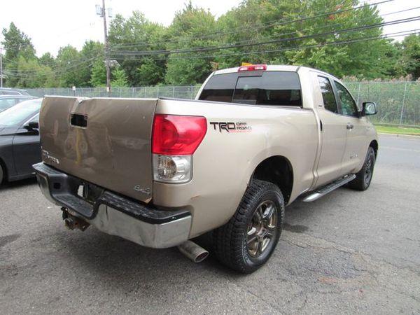 2008 Toyota Tundra Double Cab
