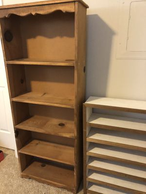 3 bookshelves for Sale in West Lake Hills, TX