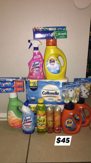 $45 Tide Bundle for Sale in Winter Haven, FL