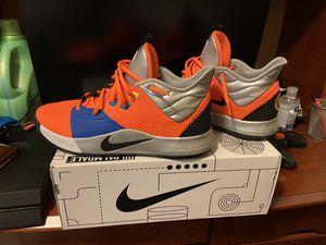 Nike PG 3 NASA size 13 for Sale in Farmville, VA