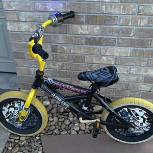 """14"""" Transformers Bike for Sale in Arvada, CO"""