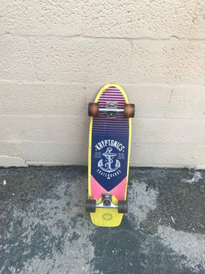 SKATEBOARD KRYPTONICS EXCELLENT CONDITION for Sale in Miami, FL