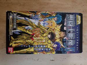 Bandai Saint Seiya Real Collection Statue Agaruma Agalma II Figure Box for Sale in Los Angeles, CA