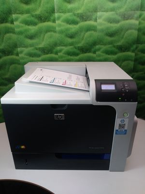 Laser Printer Hp COLOR LaserJet Enterprise CP4025 for Sale in Phoenix, AZ