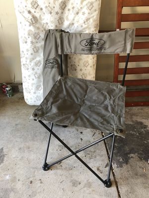 Fold out chairs for Sale in Fresno, CA