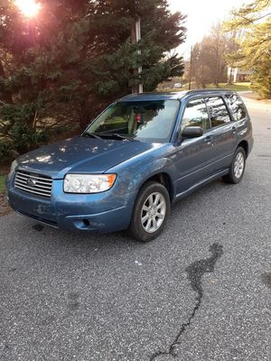 2008 Subaru Forester for Sale in Spartanburg, SC