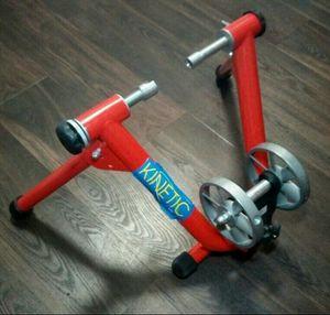 Kinetic Kurt Cyclone Bike Trainer Indoor T699W Folds for Sale in La Center, WA