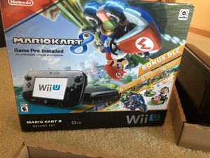 Wii u nintendo deluxe kart8 for Sale in Hoffman Estates, IL
