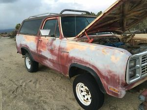 1980 ramcharger for Sale in Hesperia, CA