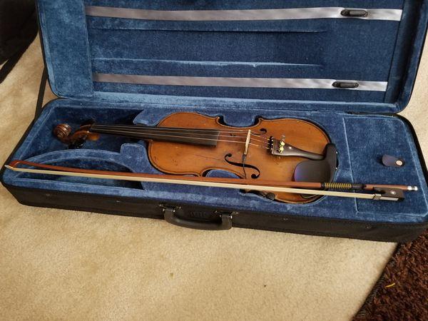 Bergonzi violin