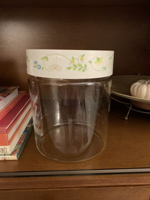 Vintage Pyrex canister for Sale in Orange, CA