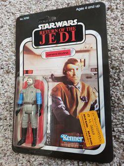 General Madine STAR WARS Return of the Jedi VINTAGE Kenner 1983 for Sale in Shoreline,  WA