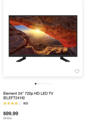 """HD LED TV 24"""" for Sale in Chicago, IL"""