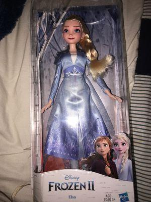 Elsa doll for Sale in Boca Raton, FL