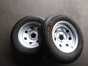 Trailer wheels & tires for Sale in San Diego, CA