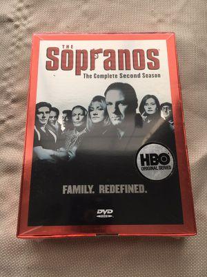 DVD Sopranos - Complete 2nd Season for Sale in Ashburn, VA