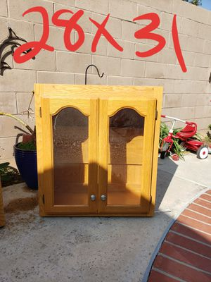 Kitchen cabinets and island counter top bundle for Sale in Covina, CA