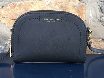 Marc Jacobs Playback Leather Black Crossbody Bag Purse for Sale in Clifton Heights,  PA