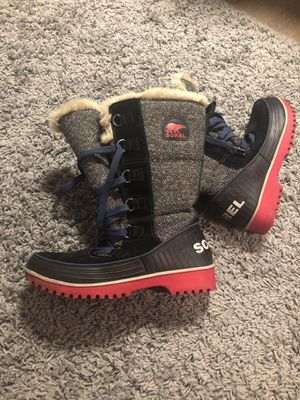 SOREL - Joan of Arctic Women's Boots, Perfect Condition for Sale in Park Ridge, IL