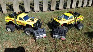 Nikko scorpion r/c trucks for Sale in NORTH PRINCE GEORGE, VA