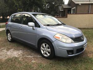 2009 NISSAN VERSA HATCHBACK SL . PERFECT CONDITION . $ 3.999 . O.B.O for Sale in Tampa, FL