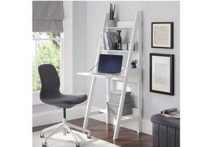 White Shelf Desk for Sale in Houston, TX