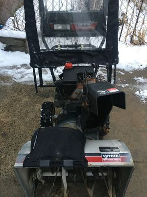 WHITE OUTDOOR PRODUCTS SNOWBLOWER for Sale in Rochester, NY