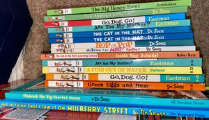 Lot of 15 Dr. Seuss books for Sale in Murfreesboro, TN
