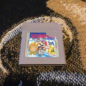 Nintendo Gameboy Super Mario Land Players Choice for Sale in Elk River, MN