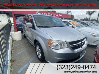 2012 Dodge Grand Caravan SXT for Sale in South Gate,  CA
