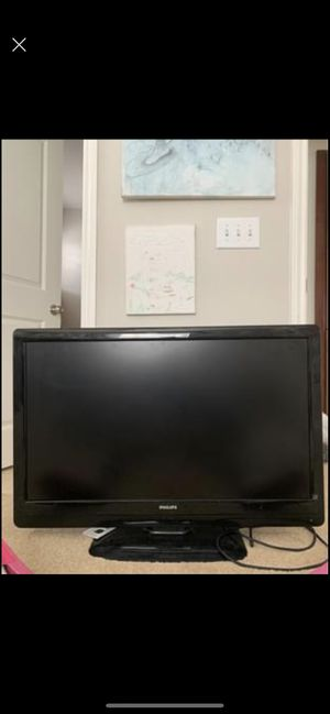 "55"" phillips tv perfect condition for Sale in Irving, TX"