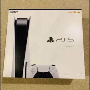 New Sealed Sony PlayStation 5 Disc Version for Sale in Potomac, MD