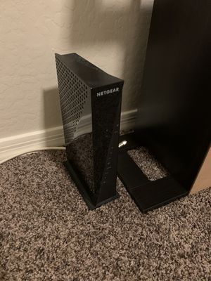 Netgear router in great condition for Sale in Tempe, AZ