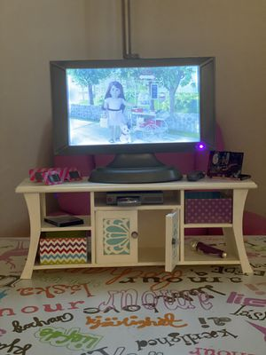 American Girl TV and Entertainment Center for Sale in North Port, FL