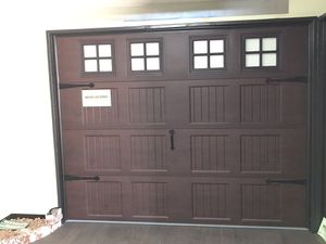 New garage door 16/7 8/7 for Sale in Las Vegas, NV