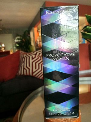 * New Perfume * Provocative Woman by Elizabeth Arden * Large bottle *3.3 oz. * $15 * for Sale in Stockbridge, GA