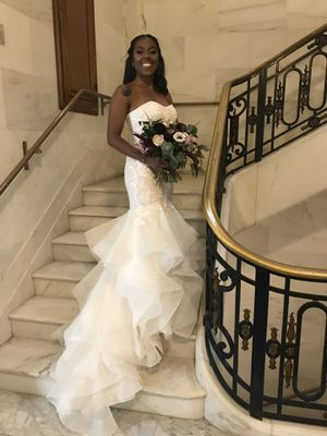 Wedding gown $1100 OBO for Sale in Durham, NC