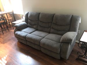 Ashely Furniture Reclining Sofa for Sale in Goodyear, AZ